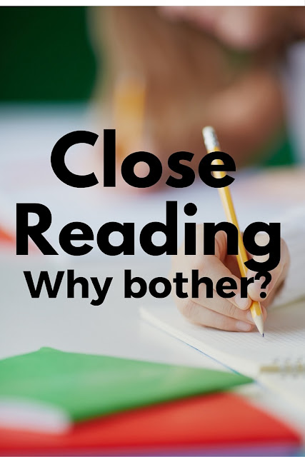 Great post on how to incorporate close reading in the classroom. What it looks like, what it is, and why it's so important for beginning readers.