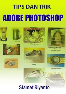 Aplikasi buku Tips dan Trik Adobe Photoshop 7 hingga CS5