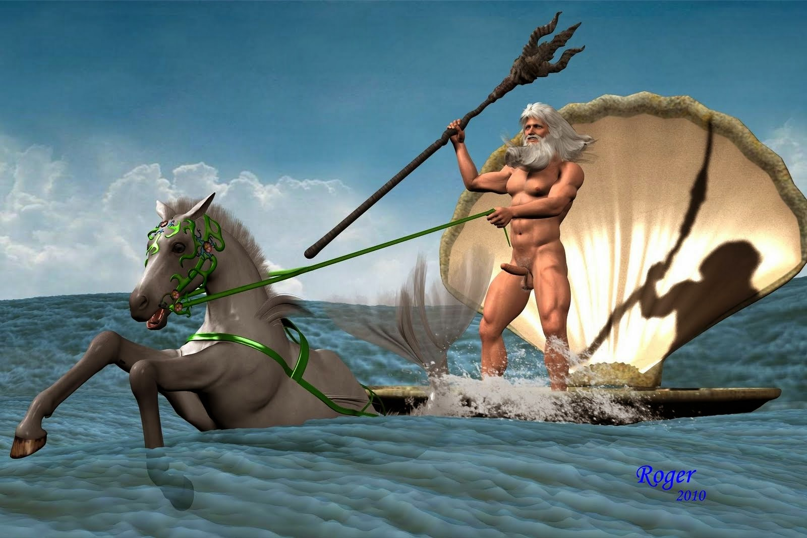Would you take diet advice from this man? Rogerdusky+Poseidon+god+of+the+seas