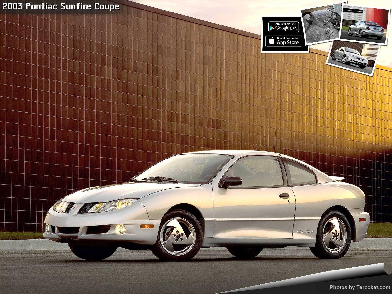 Hình ảnh xe ô tô Pontiac Sunfire Coupe 2003 & nội ngoại thất
