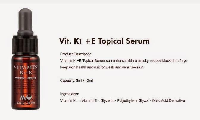 vitamin k1 skin