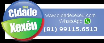 Cidade Xexéu - Veja notícias, vídeos, fotos, festas e eventos