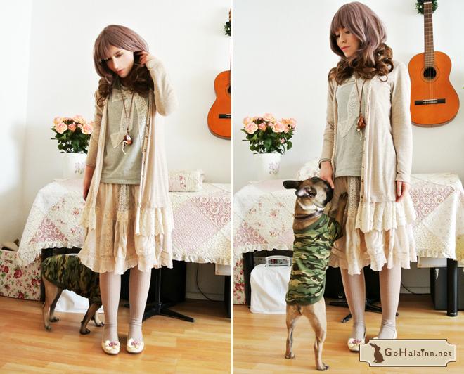 Mori Girl Outfit
