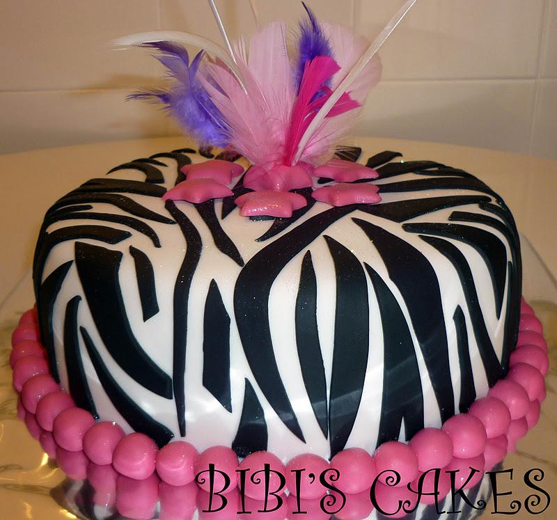 Torta decorada de cebra imagui for Decoracion cebra