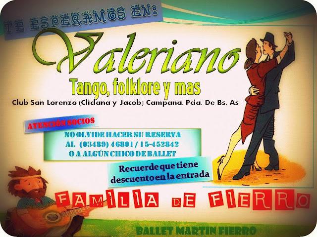 folklore y tango