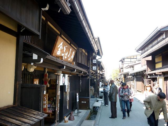 strada di takayama