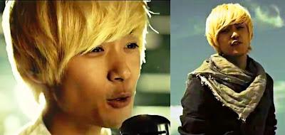 F.T. Island Like Birds Jaejin blonde
