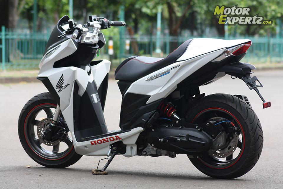 Image Motor Terbaru Matic Honda Vario 150 Auto Design Tech