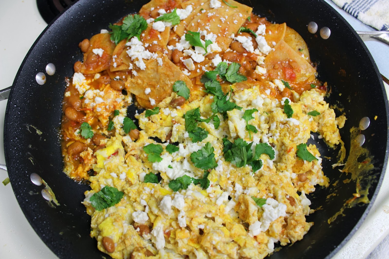 chilaquiles, food, dinner, recipe