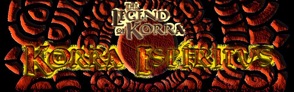 Korra Espiritus - La Leyenda de Korra