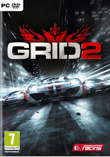 Grid 2 Pc Game 2013 Skidrow Reloaded + BlackBox Rip