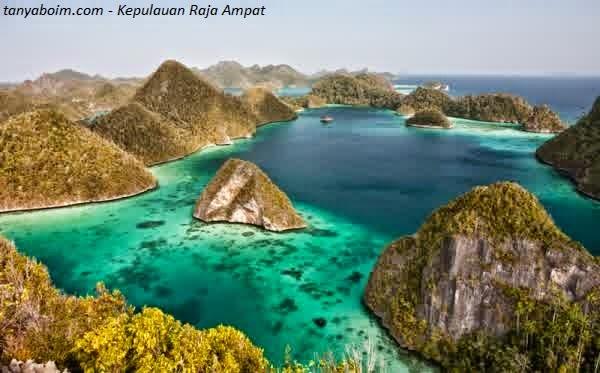 Amazing 5 Pulau Paling Indah di Indonesia