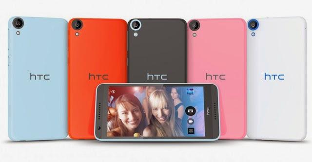 HTC Desire 820 tầm trung ra mắt