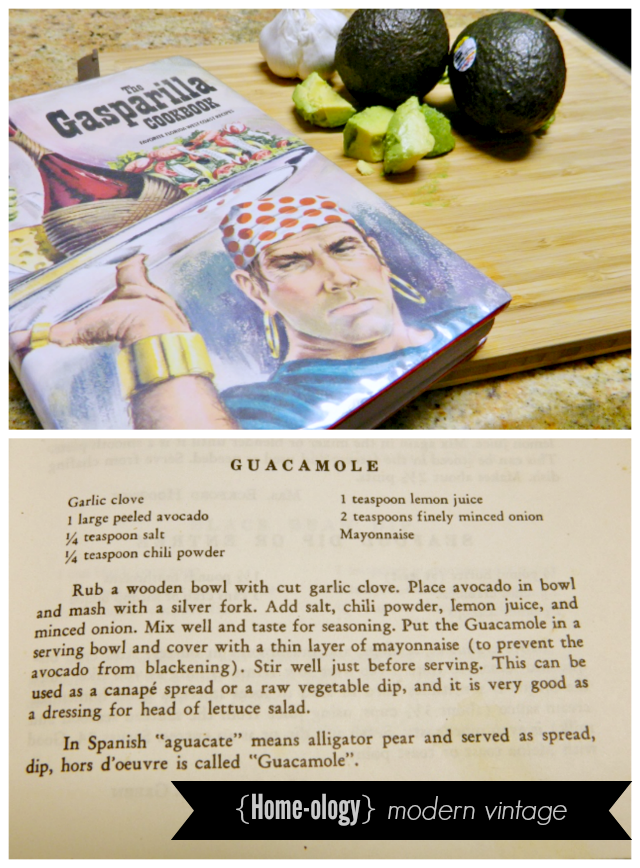 guacomole recipe