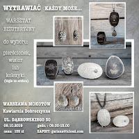 Warszawa Mokotów -Wytrawiać każdy może-warsztat bizuteryjny