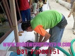 Sedot WC Ngagel Surabaya