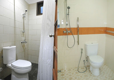 Gambar Desain Kamar Mandi Minimalis Modern Dengan Shower