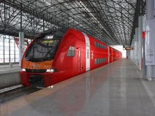 """ОАО """"РЖД"""" будет реализовывать проект аэроэкспресса в Новосибирске"""