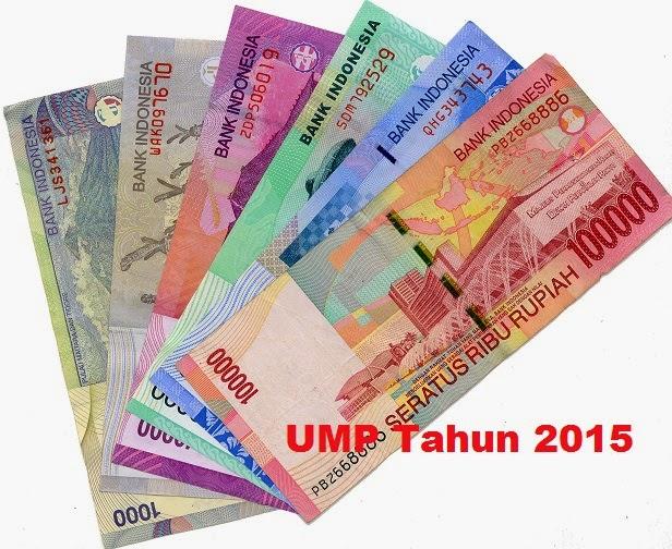 Inilah Besaran UMP di 19 Provinsi di Indonesia