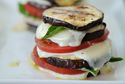 Eggplant Napoleon Recipe Food Network