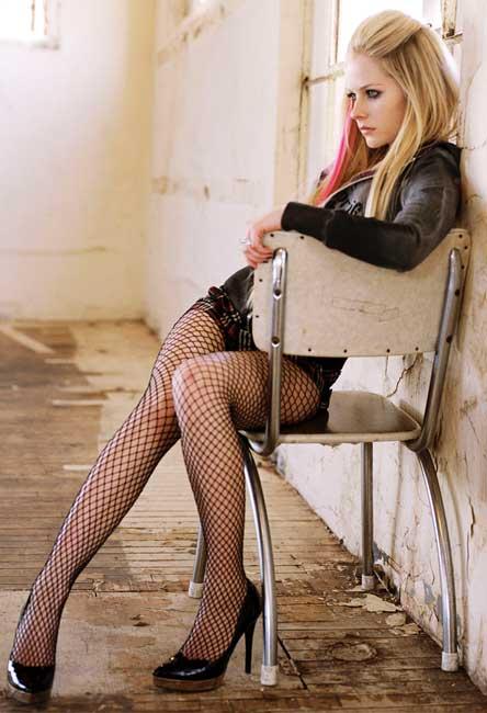 Biografia: Avril Lavigne: Parte I