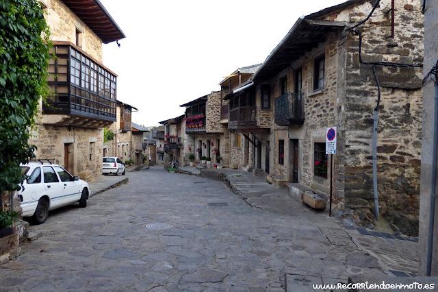 Calle de Puebla de Sanabria