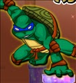 Ninja Turtles: Leonardo Adventure Game