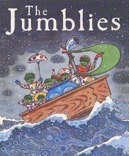 Ian Beck: Jumblies, Edward Lear.