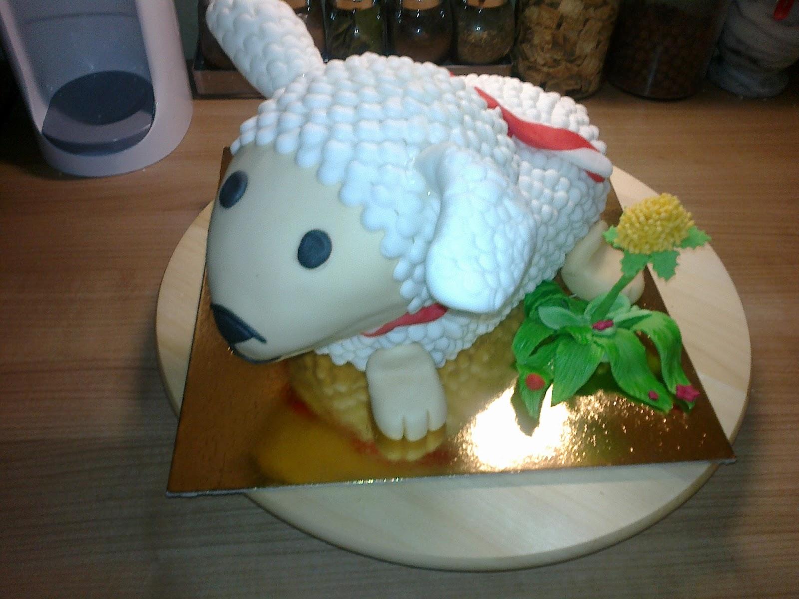Torta Ovečka
