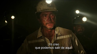 The 33 (Movie) - Chilean Trailer - Screenshot