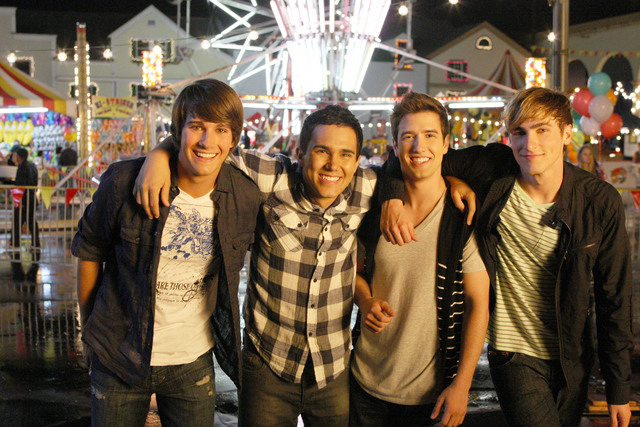 ICarly Victorious y Big Time Rush