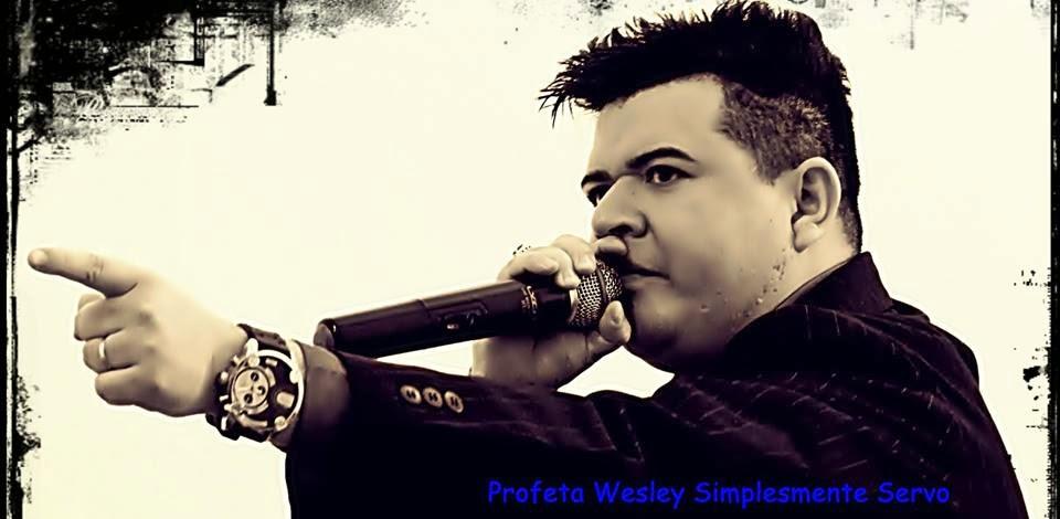 Profeta Wesley Felix uma Chamada de Fogo