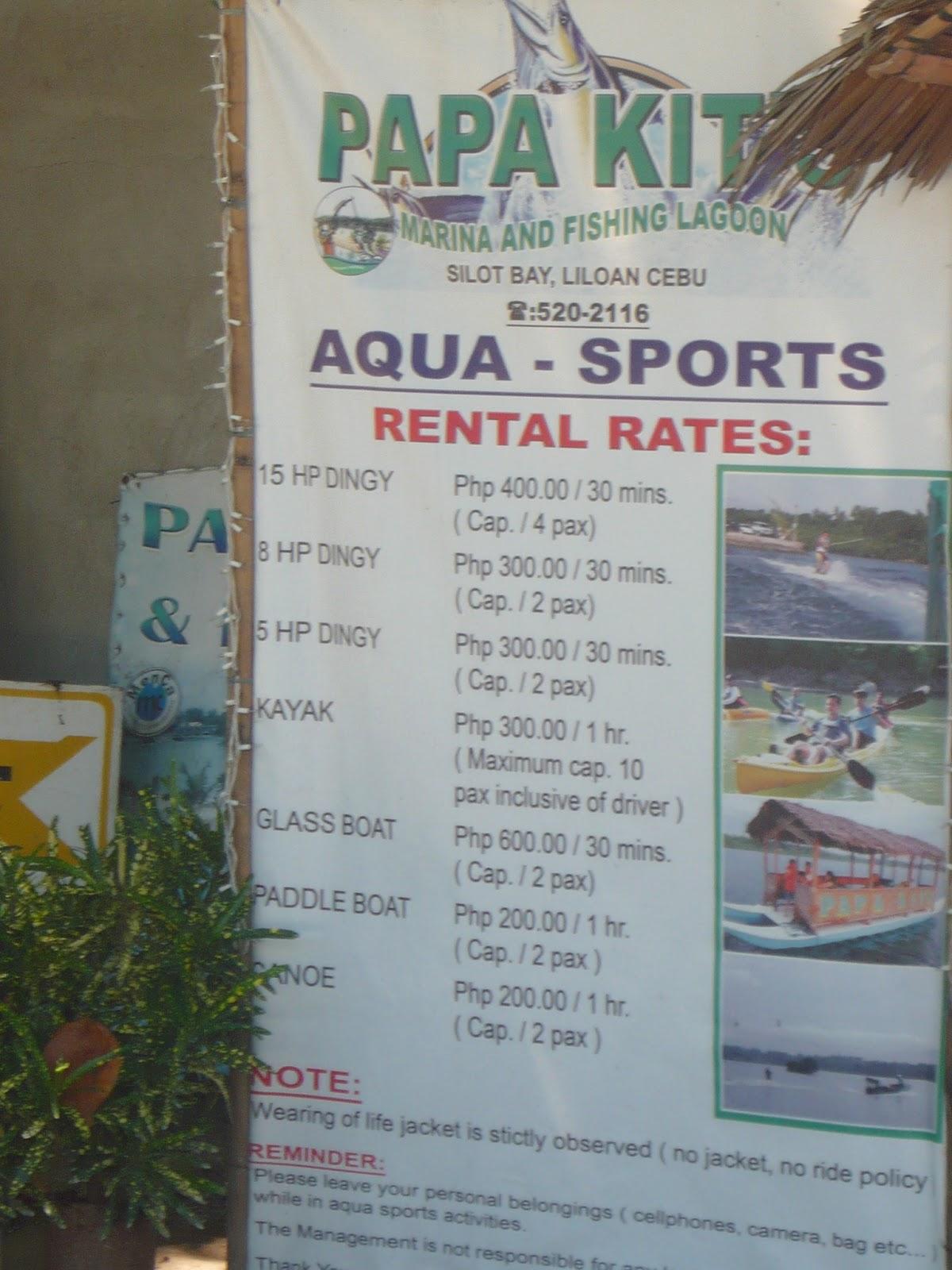 Aqua Marina Room Rates