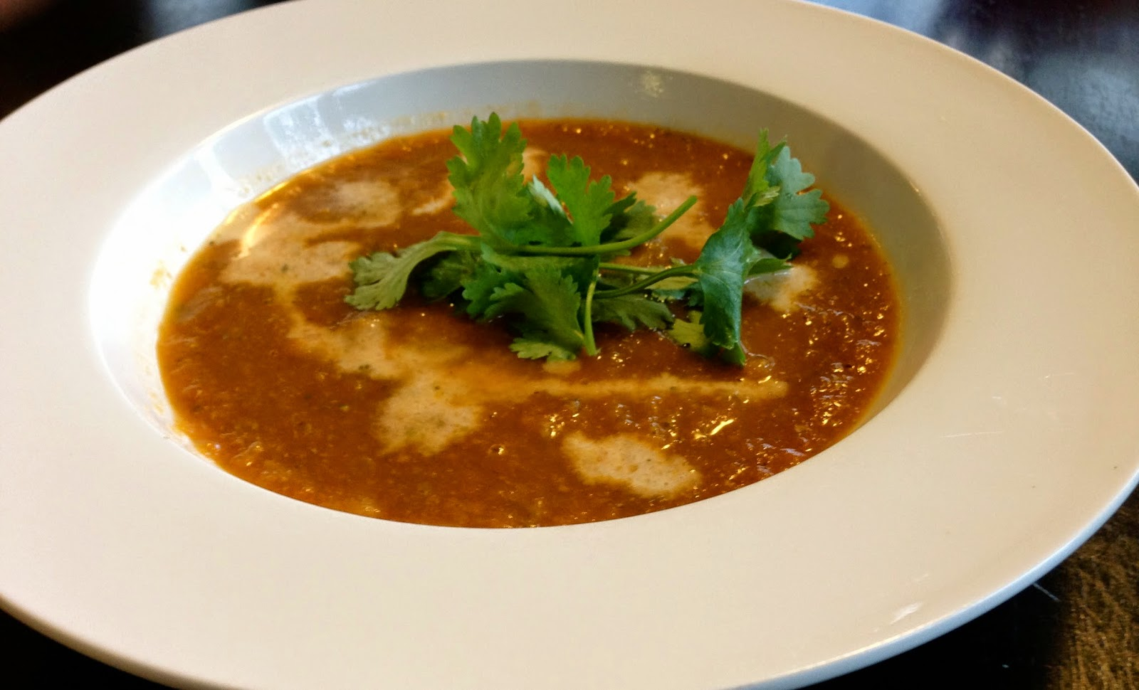 Keeping it Real: Hearty Winter Vegetable Soup