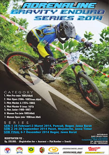 Event Sepeda Mtb Gunung 2014 Adrenaline Gravity Enduro Series