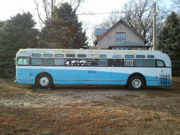used rvs 1948 gmc conversion bus for sale by owner. Black Bedroom Furniture Sets. Home Design Ideas