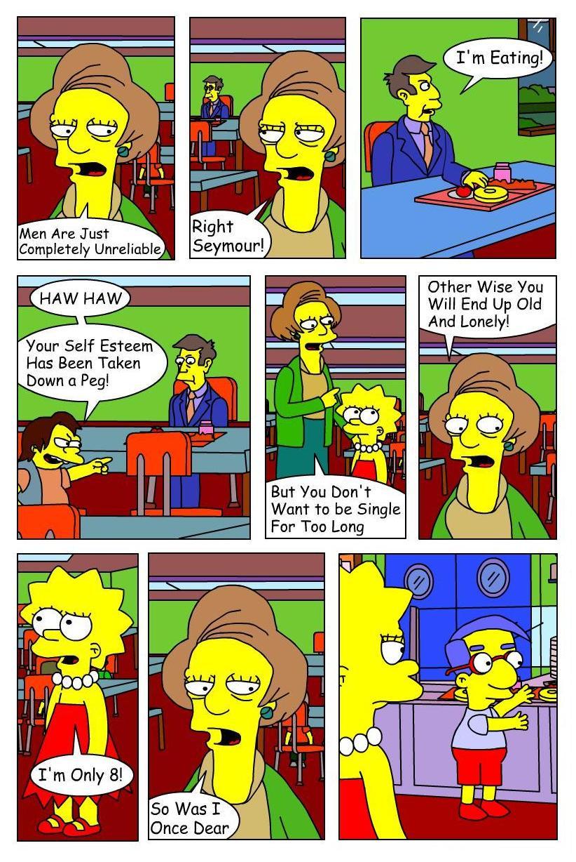 Simpsons nudecomics Nude Photos 67