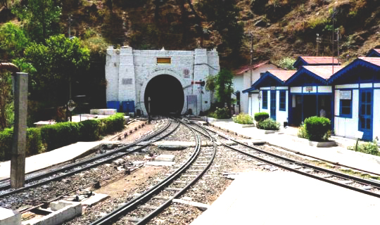 Tunnel No. 33-Paranormal Place