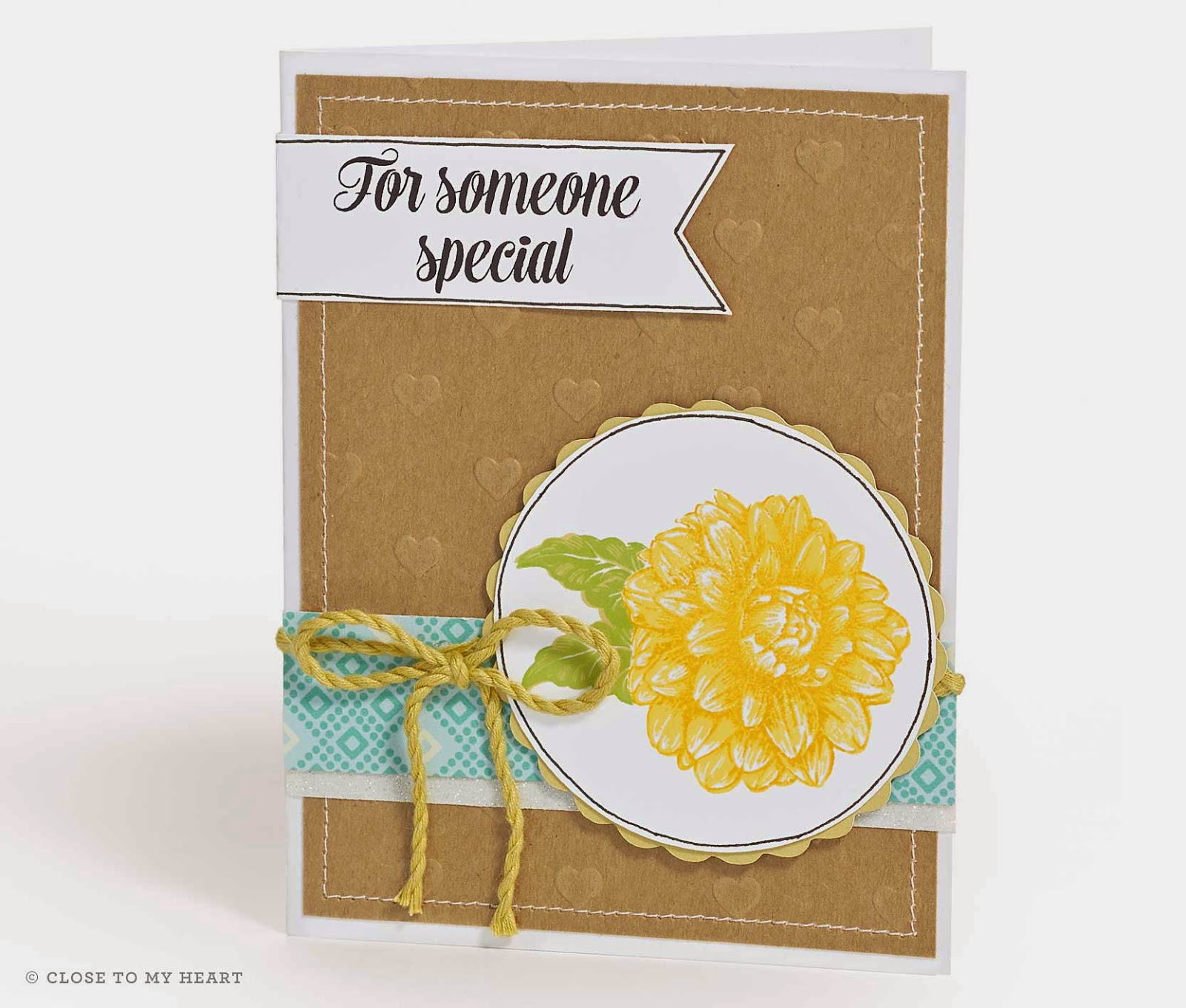 Flower Card Mother's Day