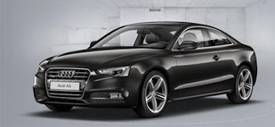 Audi A5 Coupé Edition Sport Design : Seulement 280 exemplaires !