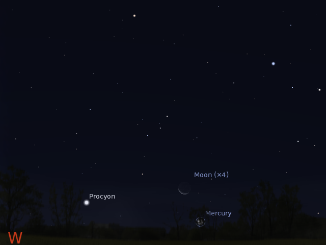 names of mercury and its moons - photo #39