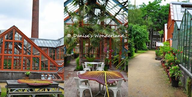 Oude Hortus, Museum Garden @ University Museum Utrecht