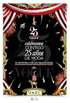 Celebramos el 25 aniversario de Vogue Te invitamos!