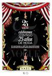 Celebramos el 25 aniversario de Vogue ¡Te invitamos!