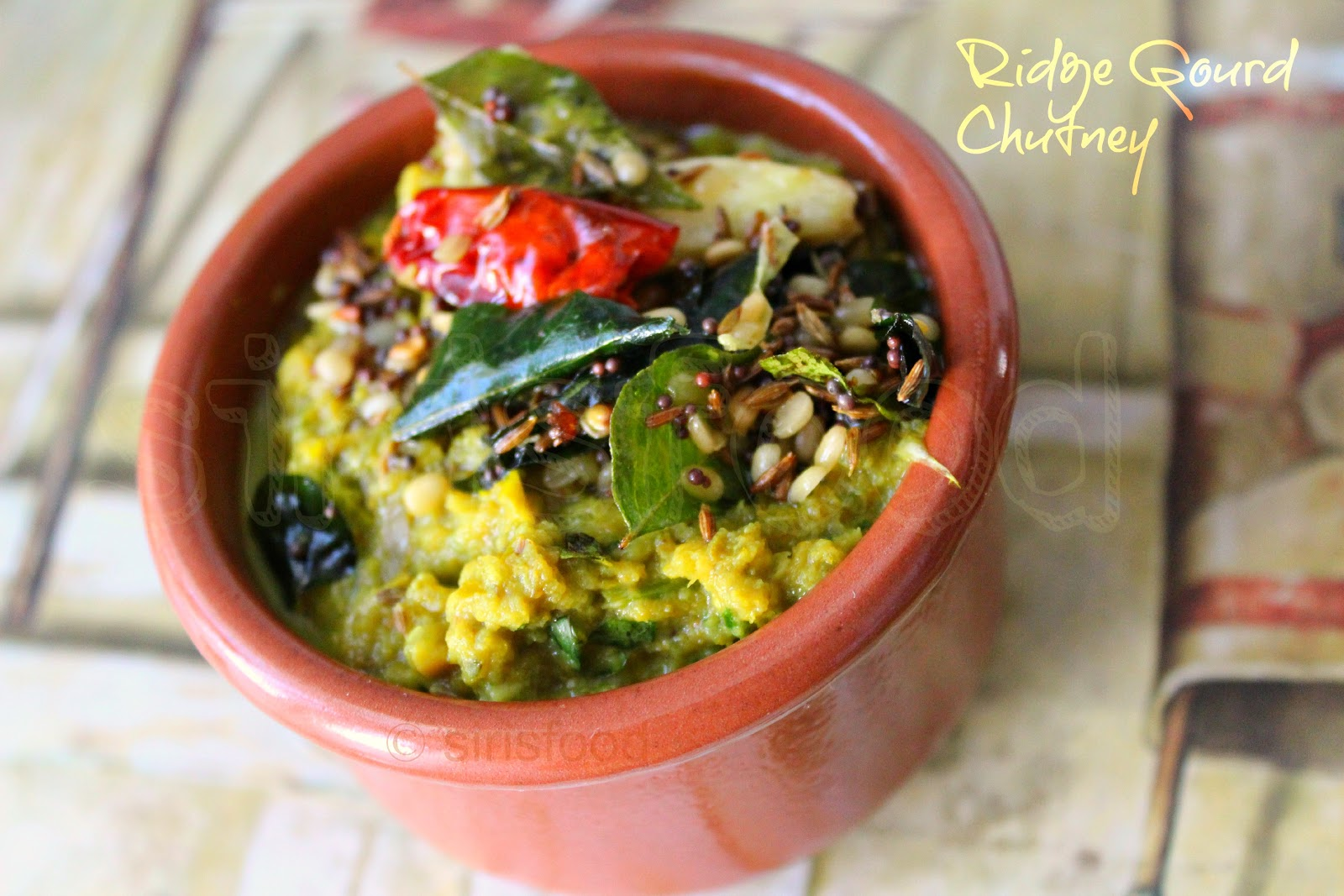 Ridge gourd chutney andhra beerakaya pachadi andhra recipes as i said before andhra is very famous for freshly prepared chutneys with vegetableswe cant finish our meal without having a dollop of freshly prepared forumfinder Choice Image