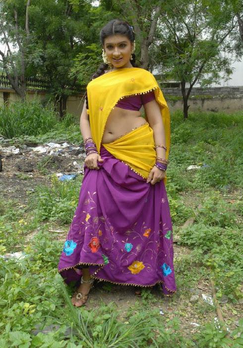 rupasri half saree glamour  images