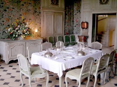 Salle a manger rustique Papiers peints • PIXERS  - Papier Peint Pour Salle A Manger Rustique