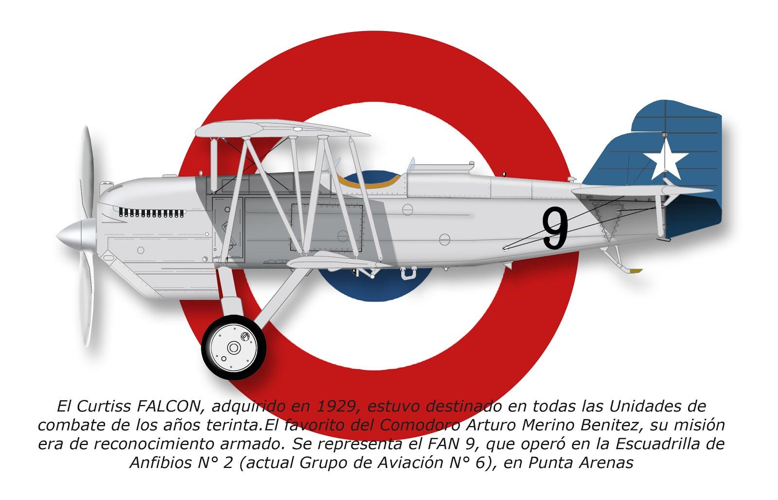 FALCON 9, Escuadrilla de Anfibios N° 2
