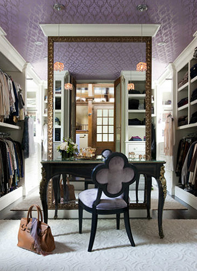 Inspiration For Design Chicu0027s Couture Closet Makeovers
