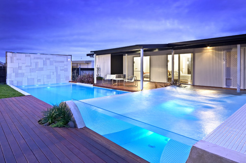 Inspiration minimalist home design a swimming pool for Pool design inspiration
